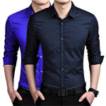 Elegant Premium Cotton Printed Shirts For Men(Pack Of 2)