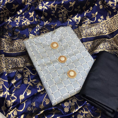 Churidhar Material With Dupatta