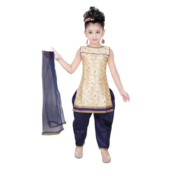 Patiyala suit for girls & kids
