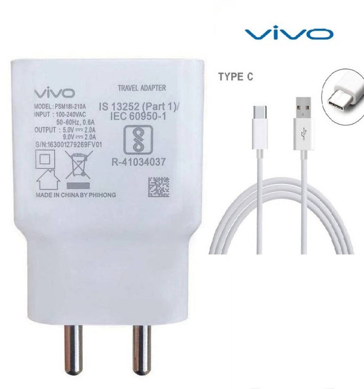 vivo type-c charger