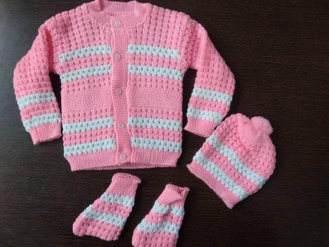 Acrylic Soft Baby Sweater