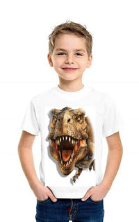 STYLISH FABULOUS CHARACTER PRINTED BOYS TSHIRT - Nextztore INDIA | Store