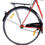 Hero Mirage 27T Single Speed Cycle (Red)