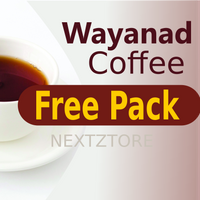 Wayanad Coffee Powder -  SAMPLE PACK