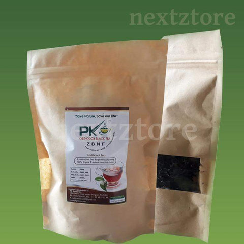 P K Black tea 100.gm pack