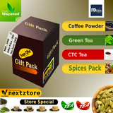 Gift Pack ( Wayanadan Spices , Coffee , Tea )