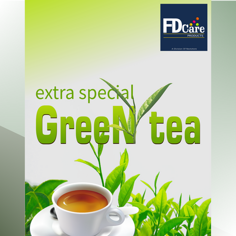 Food Care Green Tea , P K Green Tea