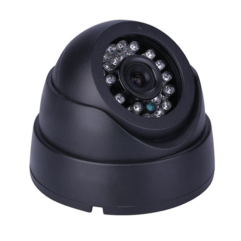 Hamrolte ONVIF IP Camera 3MP Hight Definition Nightvision Dome Indoor Surveillance Camera Motion Detection POE Module Optional