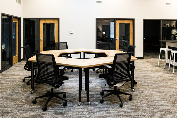 office furniture, office design, custom office furniture, modular furniture, coworking