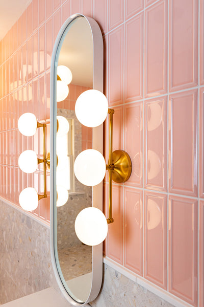 Modern Mirrors by Edgework Creative, 5 simple ways to update your home