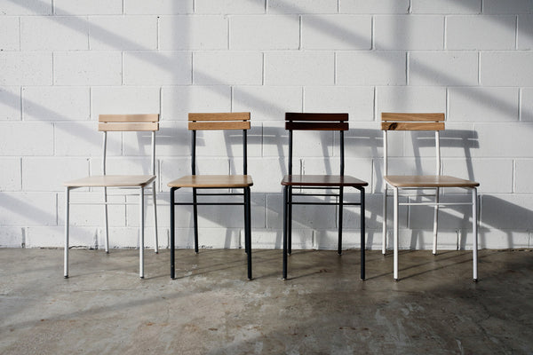 The Principal Chair by Edgework Creative, classic school chair
