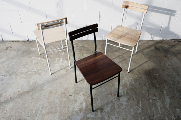 The Principal Chair by Edgework Creative, classic school house chair