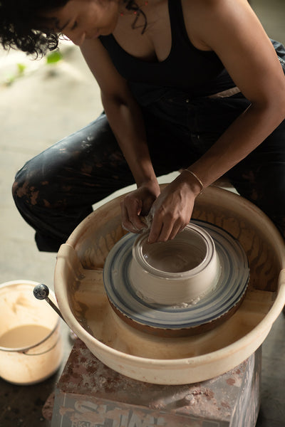 Ceramacist Lalese Stamps, Creatives We Love