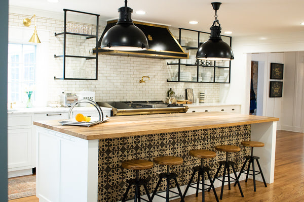 The Kitchen Island, 5 simple ways to update your home