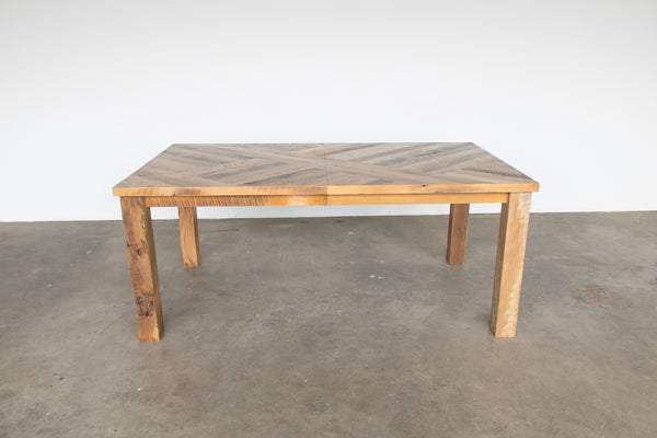dining table, custom dining table, extension dining table, custom furniture