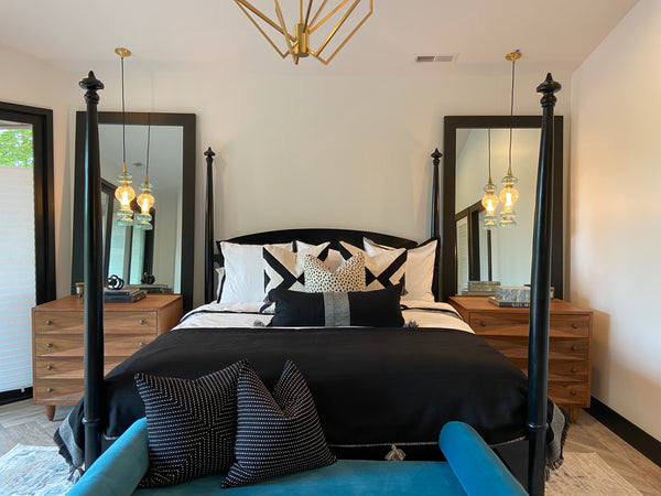5 simple ways to update your home by Edgework Creative, mirrors