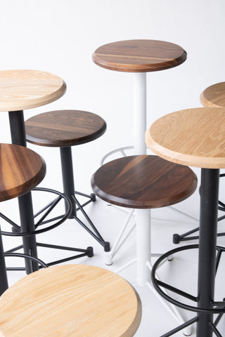 Mast stool, kitchen stool, Columbus Ohio furniture