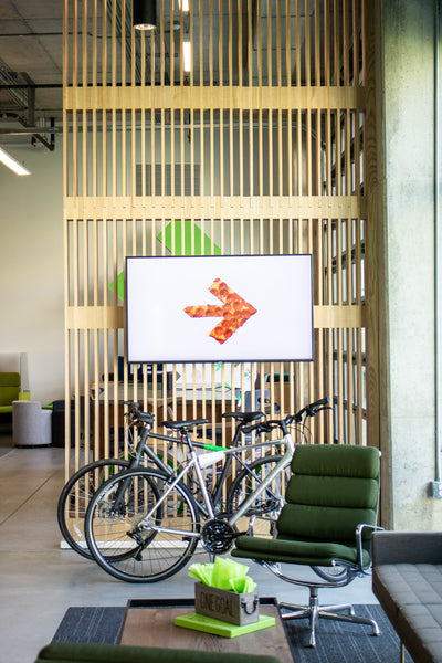 Pelotonia, custom furniture