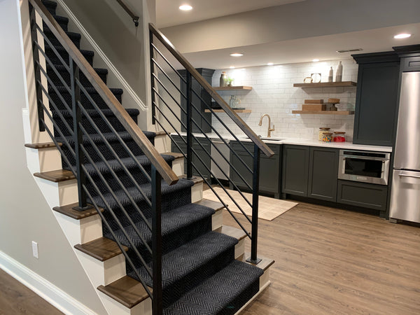 Handrail by Edgework Creative, 5 simple ways to update your home