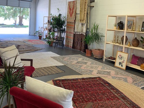 vintage rugs, swoon rugs