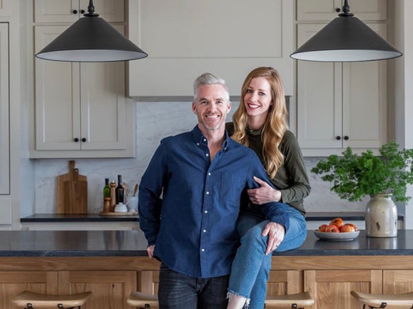 Brett and Kara, High Street Homes, interior design