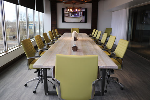 conference table, office furniture, custom conference table, office design
