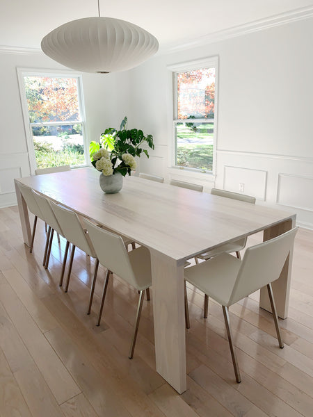 The Lumi Dining Table by Edgework Creative