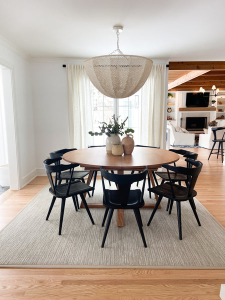 Round Dining Table by Edgework Creative
