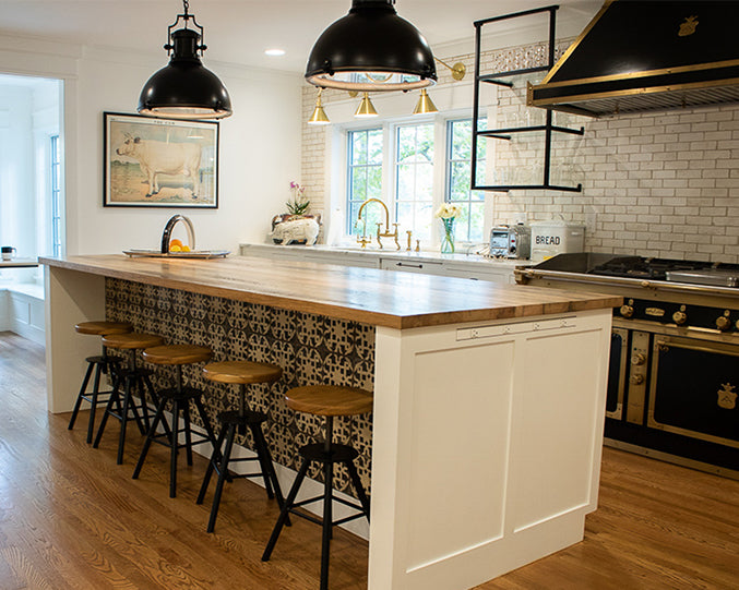 farmhouse inspired home renovation