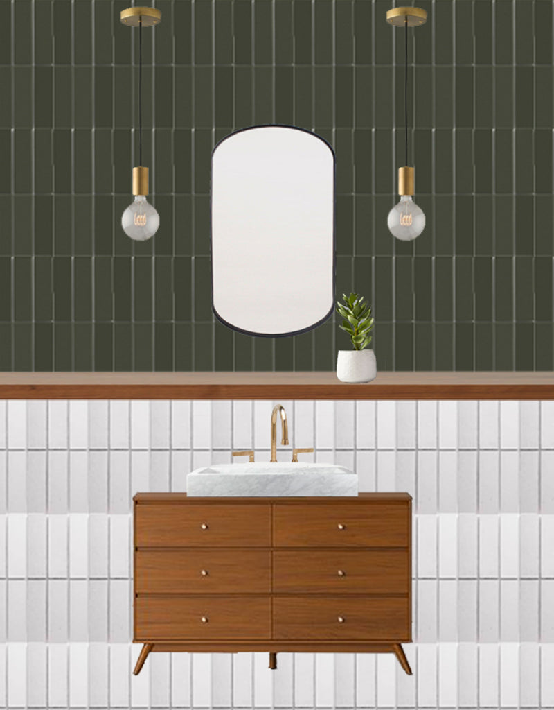 @brepurposed Spring 2019 One Room Challenge - Half Bath Plans