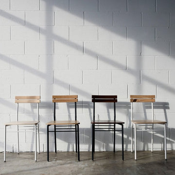 The Principal chair by Edgework Creative, school house chair