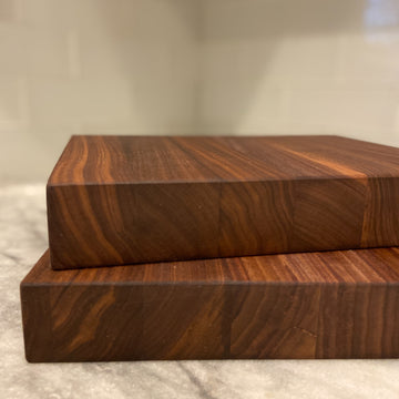 Walnut Cutting Board by Edgework Creative, butcher block