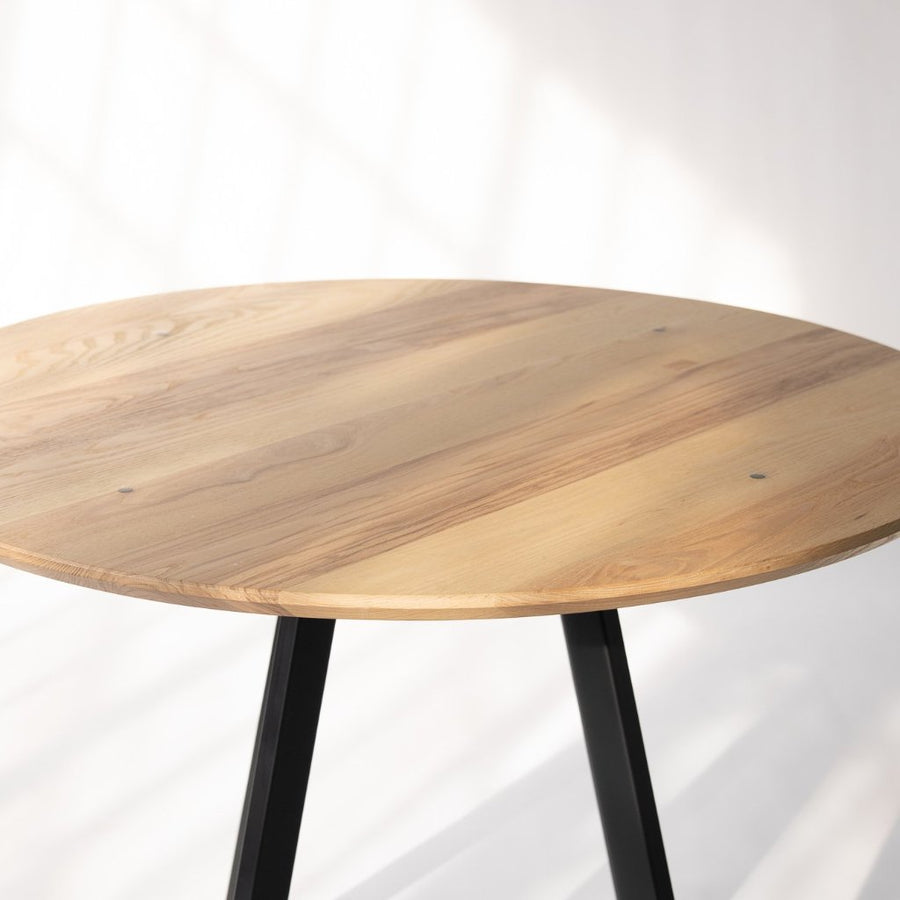 handcrafted small kitchen table