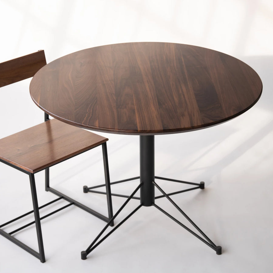 Mast Round Dining Table