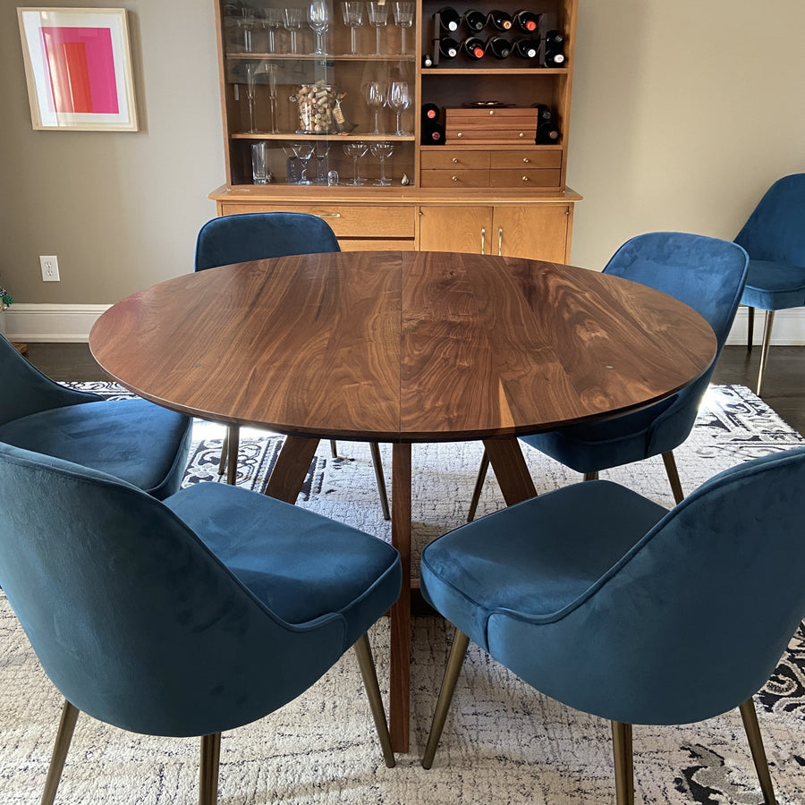 Seneca Dining Table - Wood Base