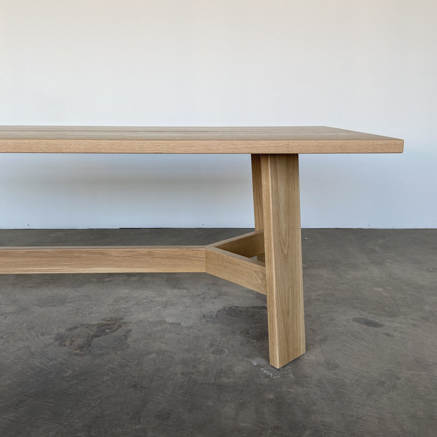 The Ryder dining table by Edgework Creative, dining table