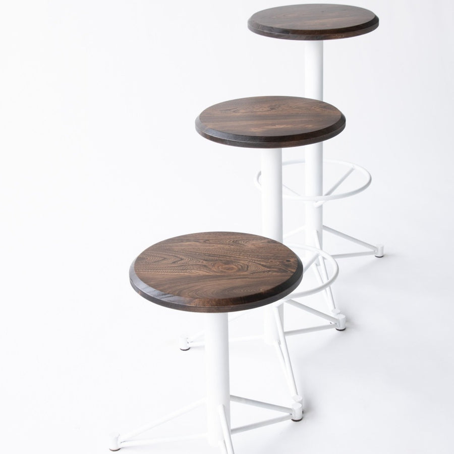 Limited Edition - Elm Mast Stool