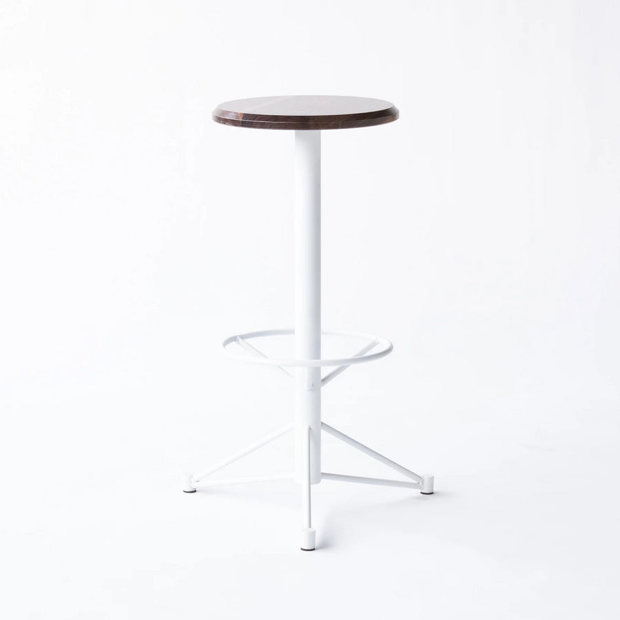 The Mast bar stool by Edgework Creative, custom seating