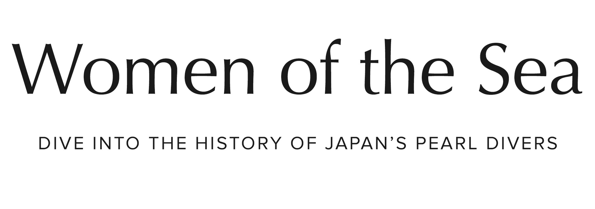 Women of the Sea: Dive into the history of Japan's Pearl Divers
