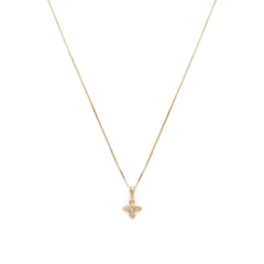 Lirio Necklace | 14k Gold