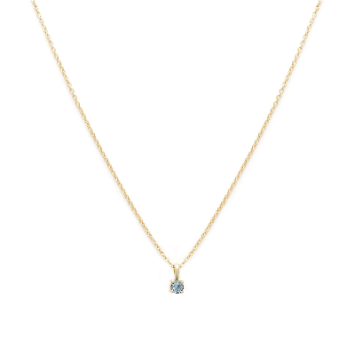 Birthstone Necklace | Build Your Own