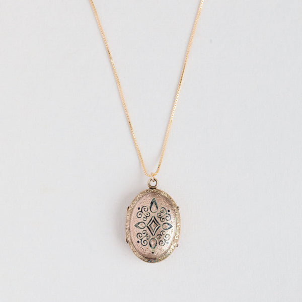 Antique Locket - 276