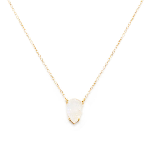 Asana Necklace | Moonstone