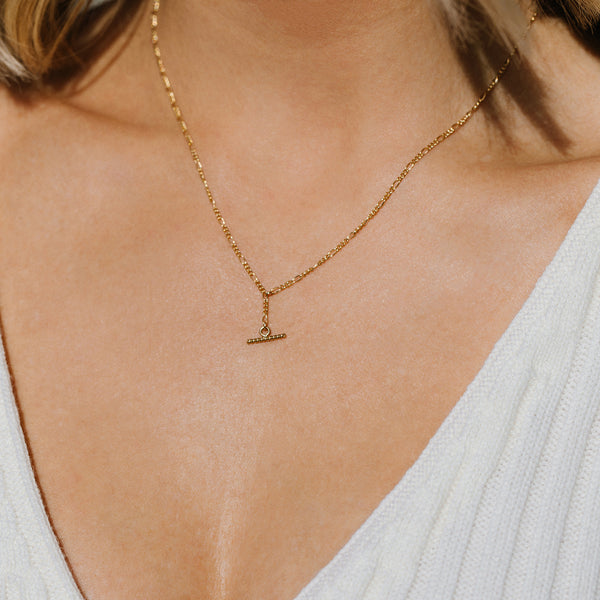 Albert Mini Necklace | Goldfill