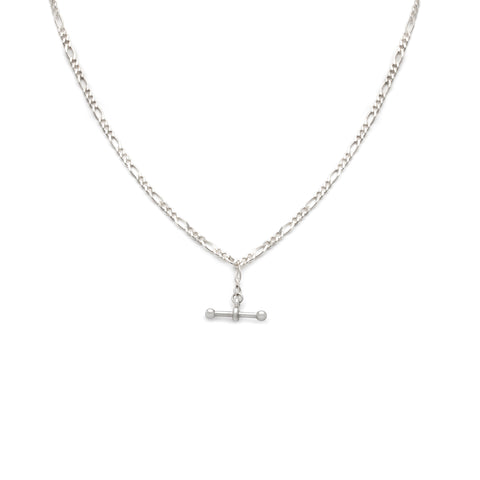 Albert Necklace | Silver