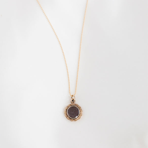leah alexandra antique locket
