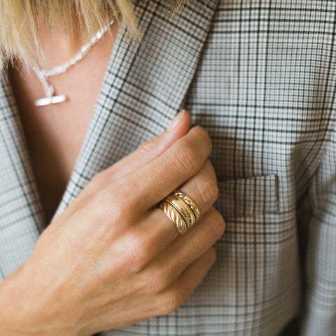 Bardot Ring | Goldfill