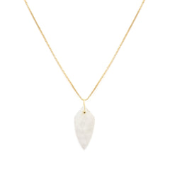 Cler Necklace | Moonstone