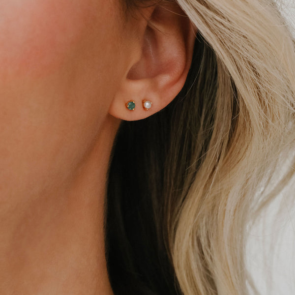 Element Studs | Pearl