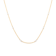Floatesse Necklace | Pearl